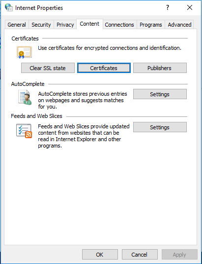 Dowload SafeDNS certificate