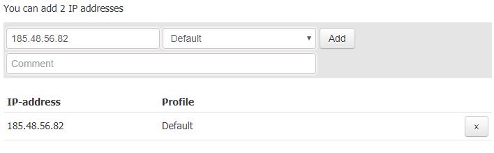 SafeDNS Setup on Android (static IP)
